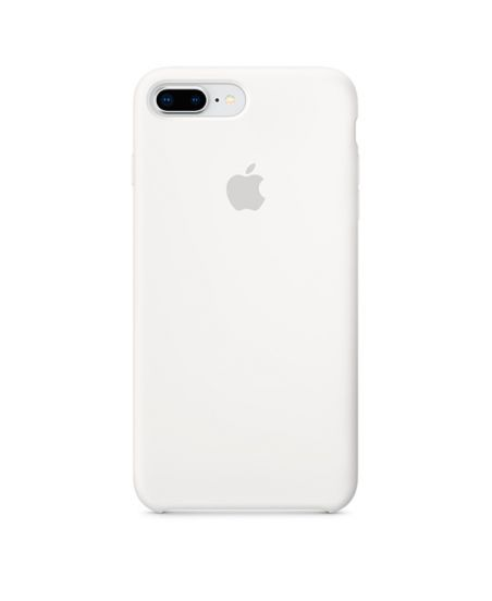 Чехол для iPhone Apple iPhone 8 Plus / 7 Plus Silicone White